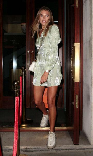 Arabella Chi Leaves It Restaurant London