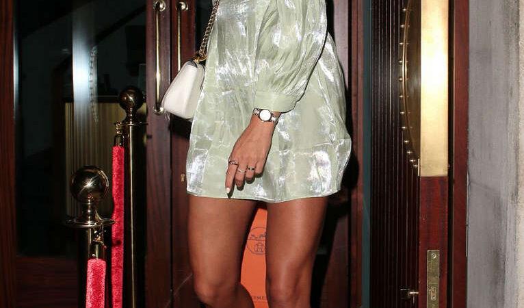 Arabella Chi Leaves It Restaurant London (7 photos)