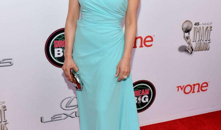 Archie Panjabi 45th Naacp Image Awards Pasadena (3 photos)
