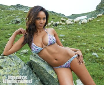Ariel Meredith Sports Illustrated 2014 Swimsuit Issue