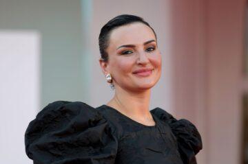 Arisa Padrenostro Premiere 2020 Venice Film Festival