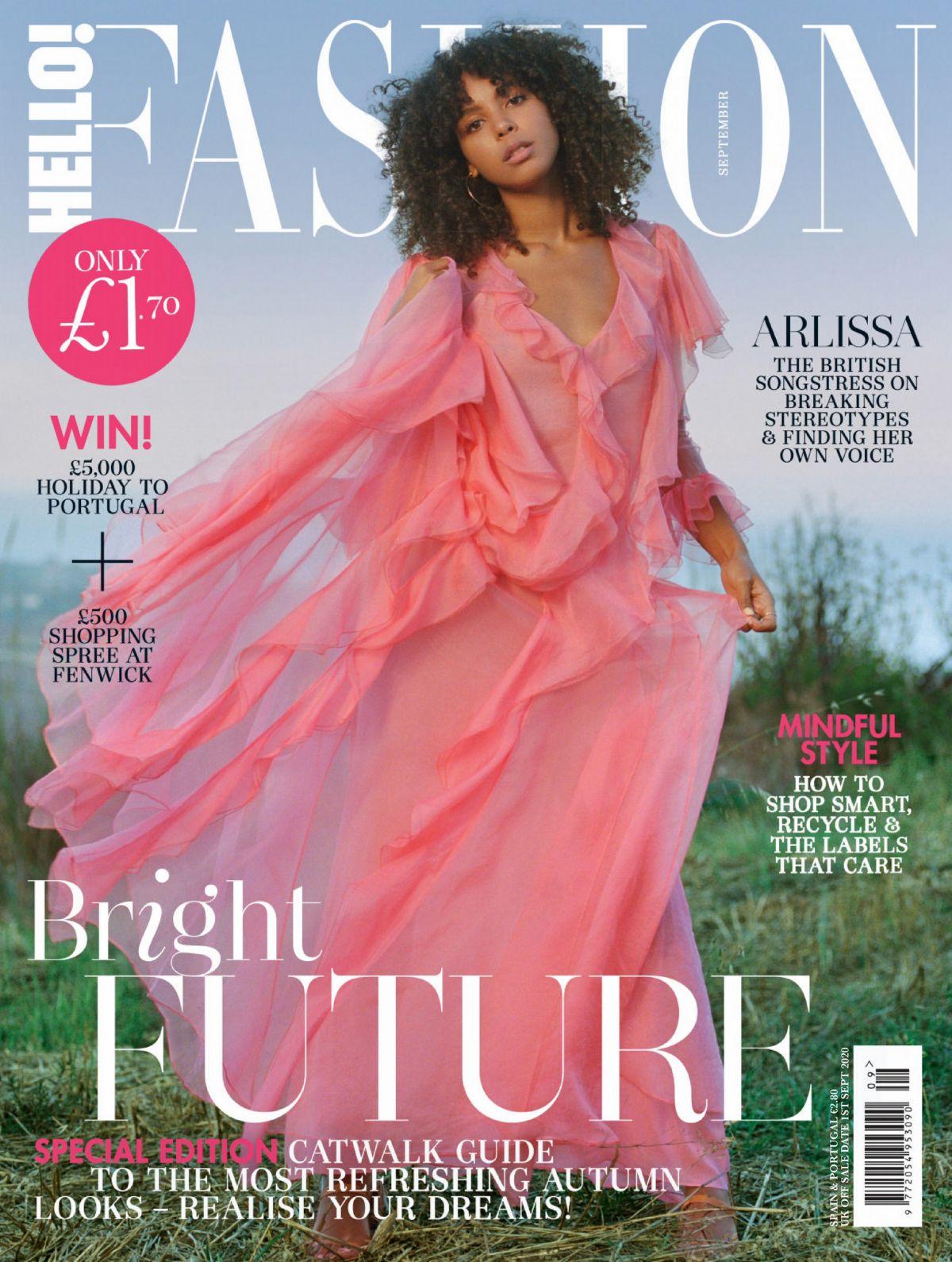Arlissa Hello Fashion Monthly September