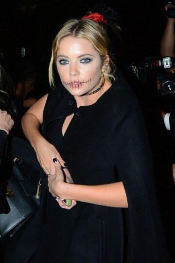 Ashley Benson Casamigos Halloween Party Los Angeles