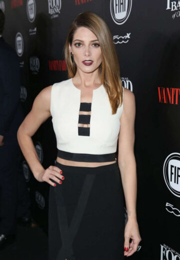 Ashley Greene Vanity Fair Fiat Young Hollywood Celebration Los Angeles