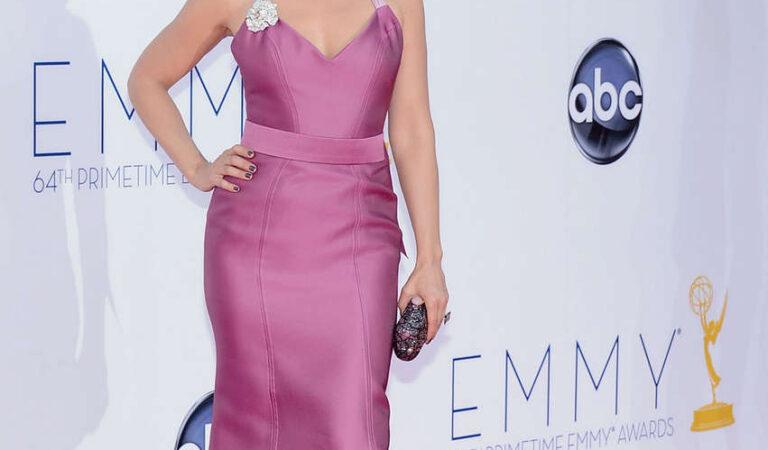 Ashley Judd 64th Primetime Emmy Awards Los Angeles (3 photos)
