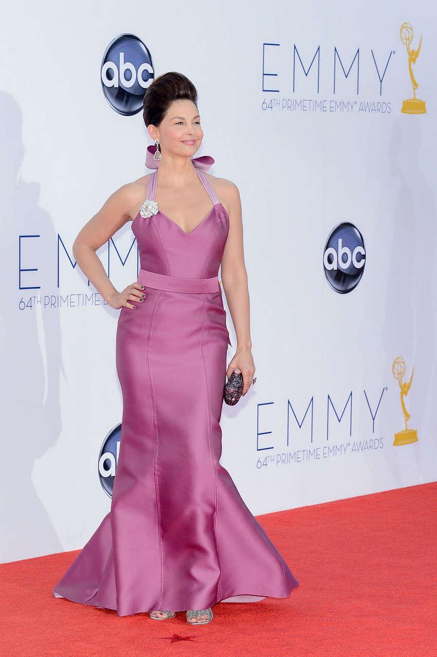 Ashley Judd 64th Primetime Emmy Awards Los Angeles