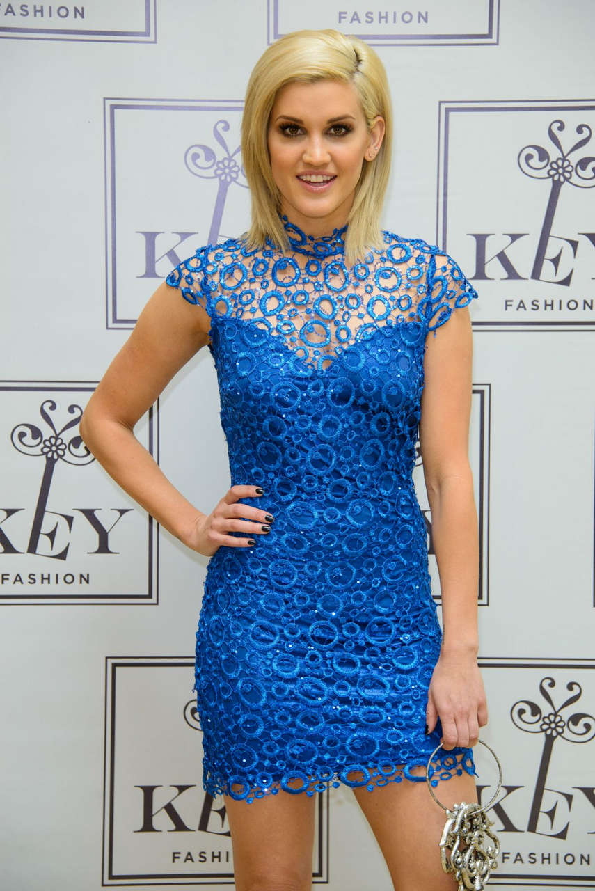 Ashley Roberts Her Key Collection Launch London