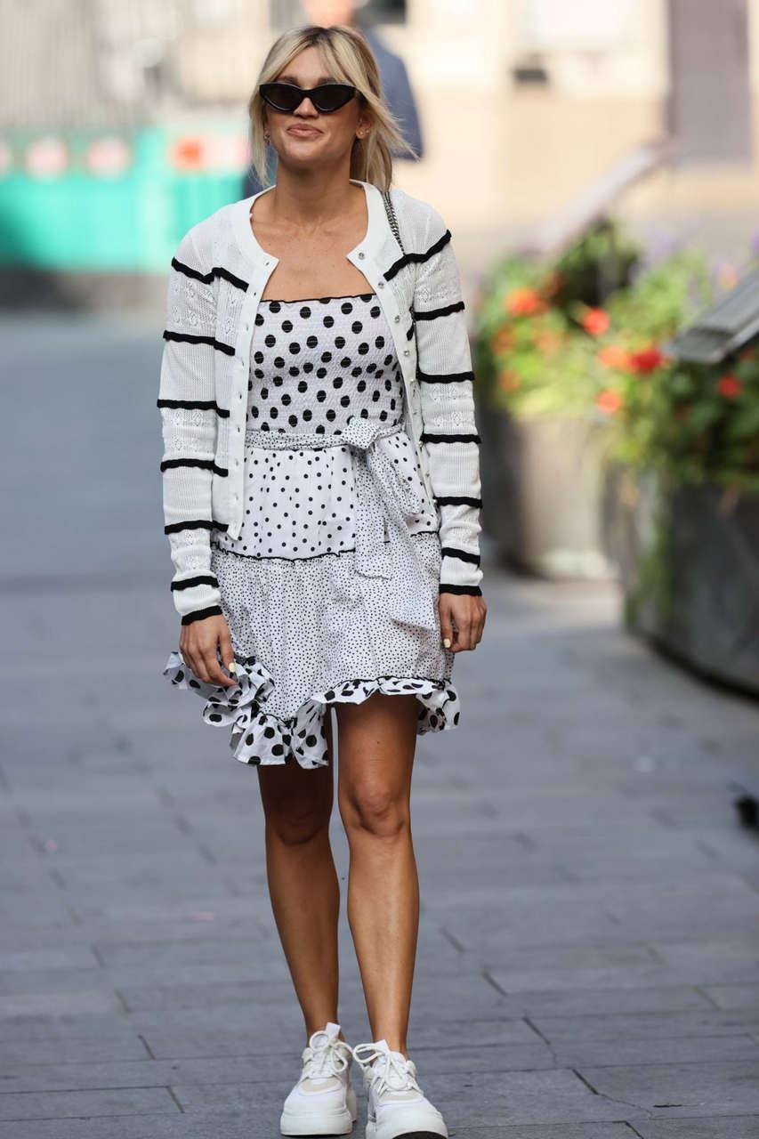 Ashley Roberts Out London