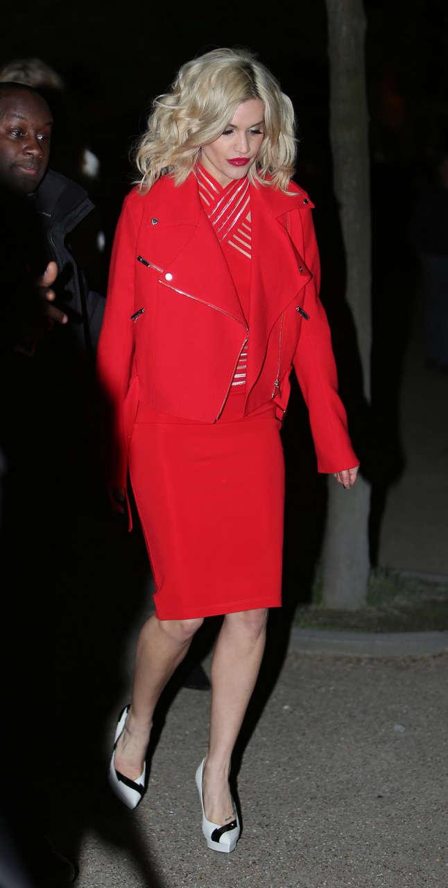 Ashley Roberts Set Saturday Night Takeaway London