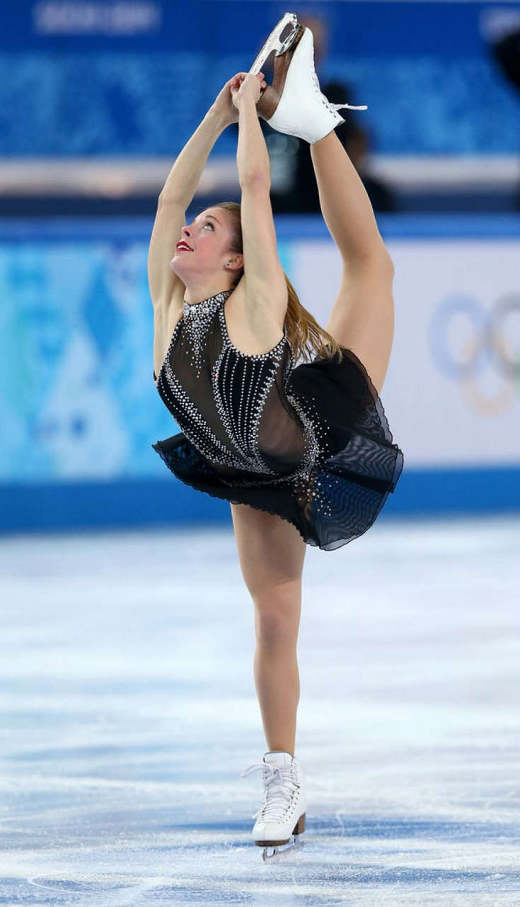 Ashley Wagner Figure Skating Ladies Short Program Sochi