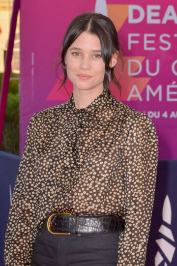 Astrid Berges Feisbey Les Deux Alfred Premiere 2020 Deauville American Film Festival