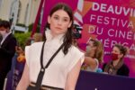 Astrid Berges Frisbey 46th Deauville American Film Festival Opening France