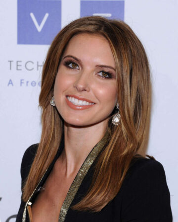 Audrina Patridge Thirst Project 3rd Annual Gala Beverly Hills