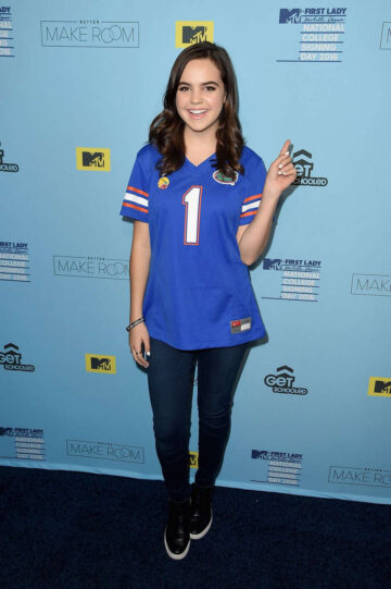 Bailee Madison 3rd Annual College Signing Day New York