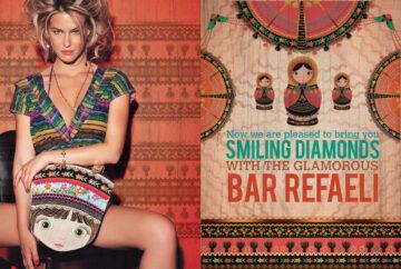 Bar Refaeli Agua Bendita 2012 Collection