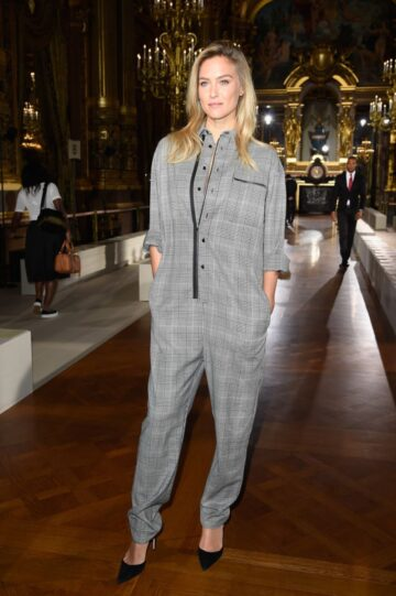 Bar Refaeli Stella Mccartney Fashion Show Paris