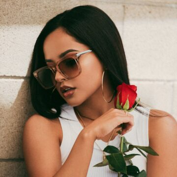 Becky G For Becky G X Dime Eyewear Collection August