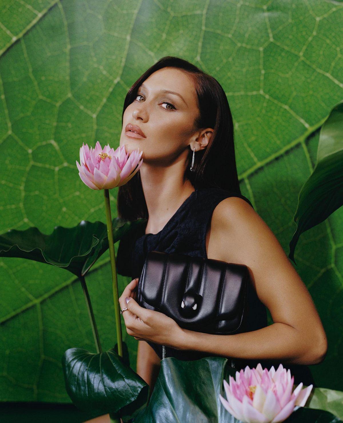 Bella Hadid For Ambush X Bvlgari Serpenti Handbags Accessories Capsule Collection August