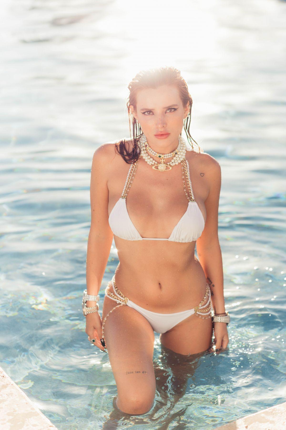 Bella Thorne Bikini For Paper Magazine August