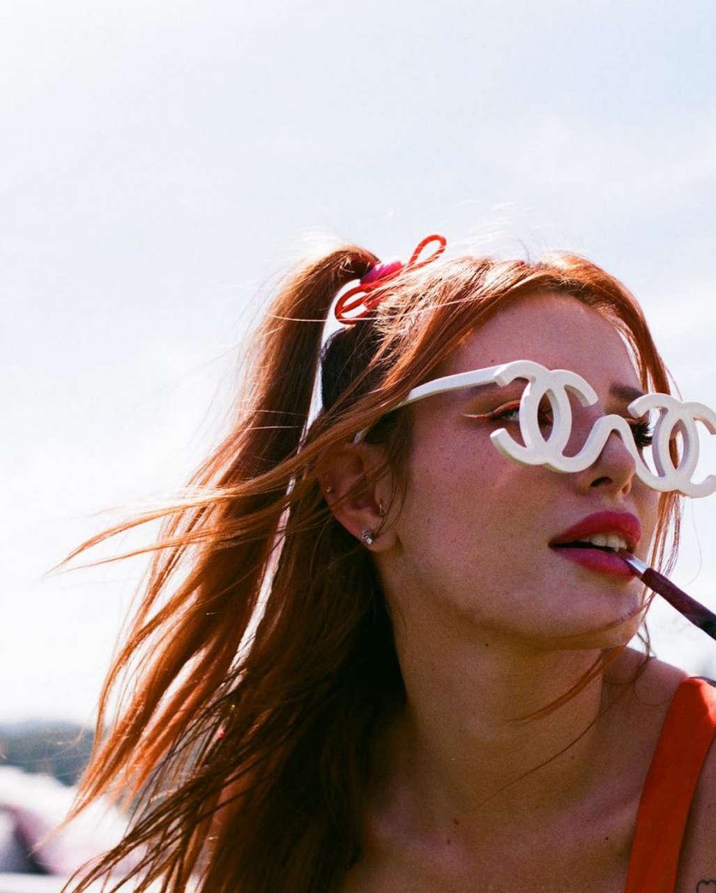 Bella Thorne Photoshoot August