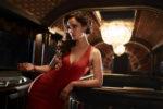 Berenice Marlohe Heineken Promo Shoot Skyfall