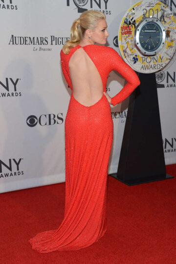 Beth Behrs 66th Annual Tony Awards New York