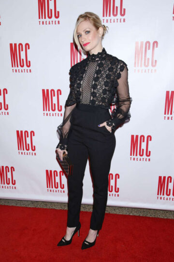 Beth Behrs Miscast Gala Hammerstein Ballroom New York