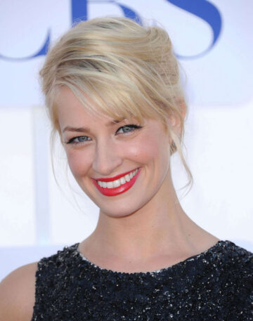 Beth Behrs Showtime Tca Party Beverly Hills