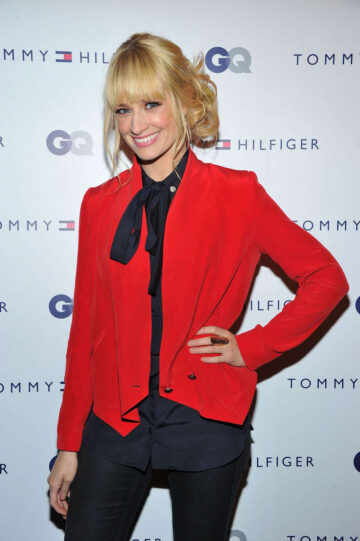 Beth Behrs Tommy Hilfiger Gq Men New York Party New York