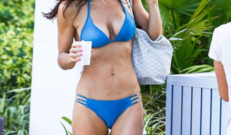 Bethany Frankel Bikini Out Miami (6 photos)