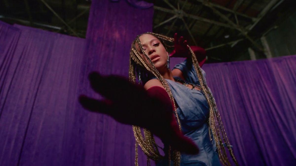 Beyonce Black Is King Promos