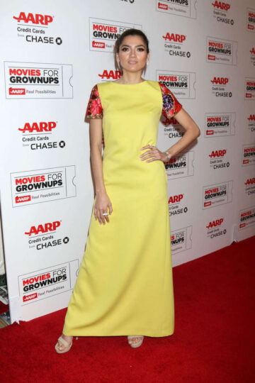 Blanca Blanco 15th Annual Movies For Grownups Awards Beverly Hills