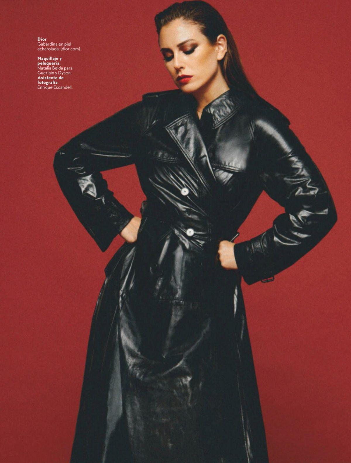 Blanca Suarez Instyle Magazine Spain September