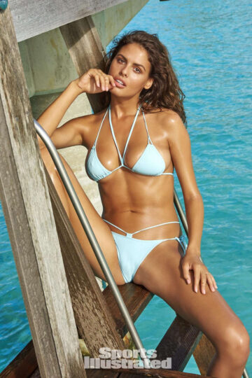 Bo Krsmanovic Sports Illustrated Swimsuit Issue