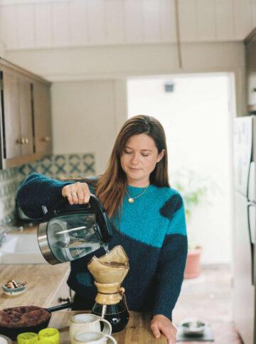 Bonnie Wright Lcanyon Coffee September