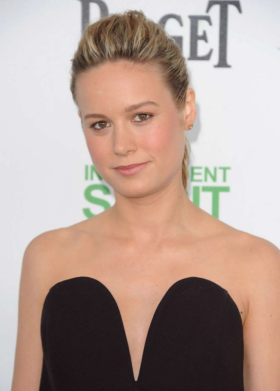Brie Larson 2014 Film Independent Spirit Awards Santa Monica