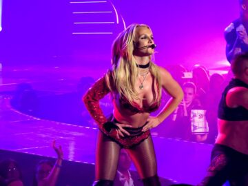 Britney Spears Piece Of Me Show Planet Hollywood Resort Casino Las Vegas