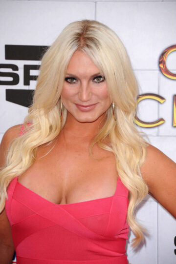Brooke Hogan Spike Tvs 6th Annual Guys Choice Awards Los Angeles