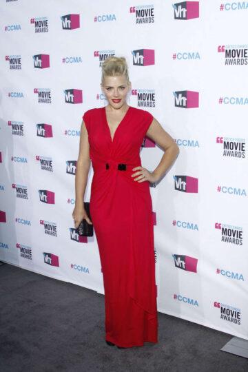 Busy Philipps 17th Critics Choice Movie Awards Los Angeles