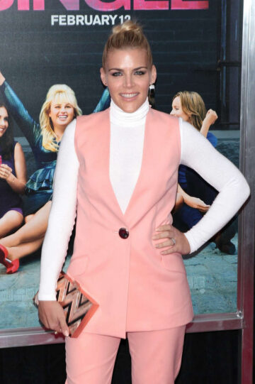 Busy Philipps How To Be Single Premiere New York