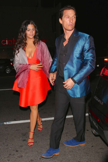Camila Alves Reese Witherspoons 40th Birthday Party Warwick Nightclub