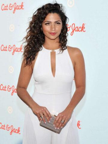 Camila Alves Target Cat Lack Launch Celebration Brooklyn