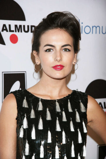 Camilla Belle Launch Andrea Bocelli Foundation Beverly Hills