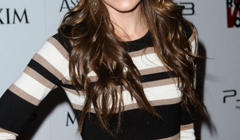 Candace Bailey Maxim Rock Vote Assassin S Creed 3 Party Los Angeles (3 photos)