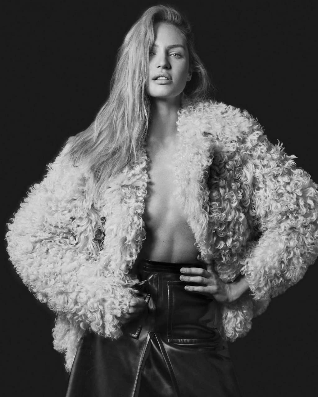 Candice Swanepoel For V Magazine Pre Fall