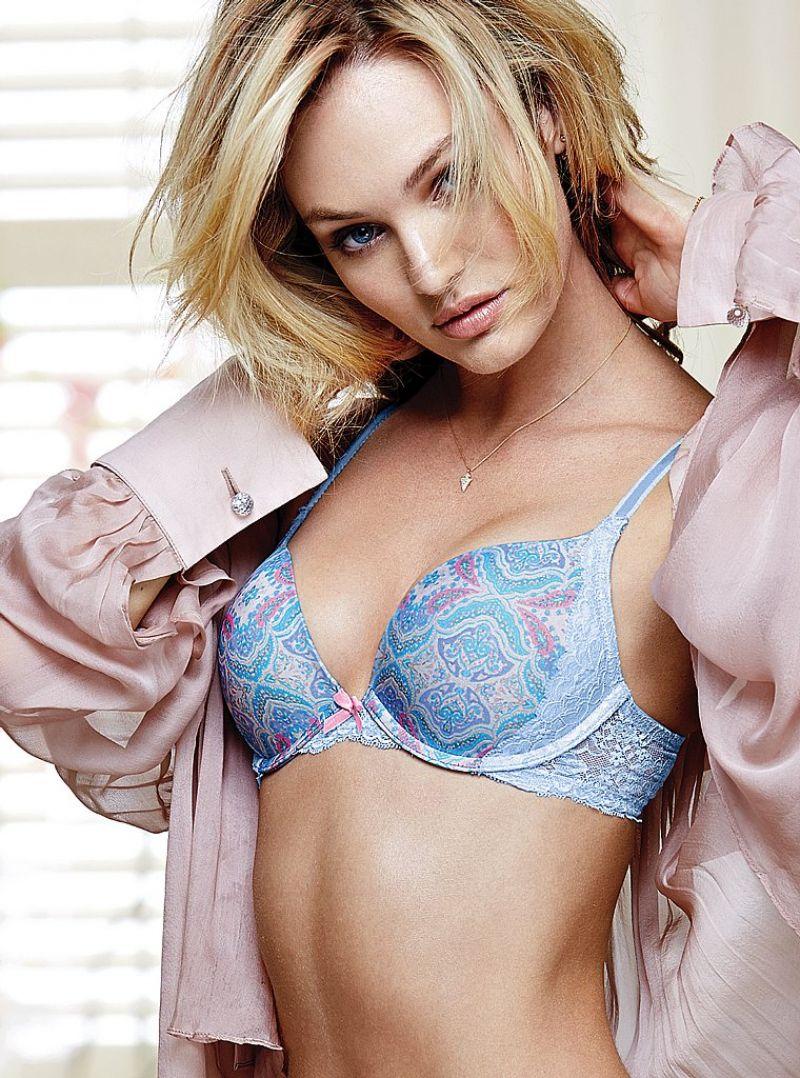 Candice Swanepoel Victorias Secret February