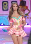 Cara Delevingne 2012 Victoria S Secret Fashion Show New York