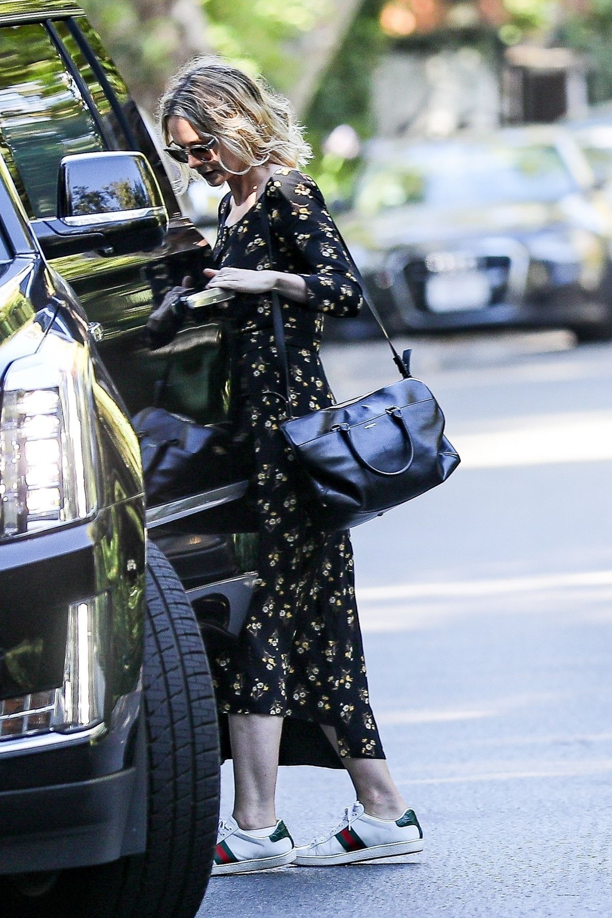 Carey Mulligan Out About Pacific Palisades
