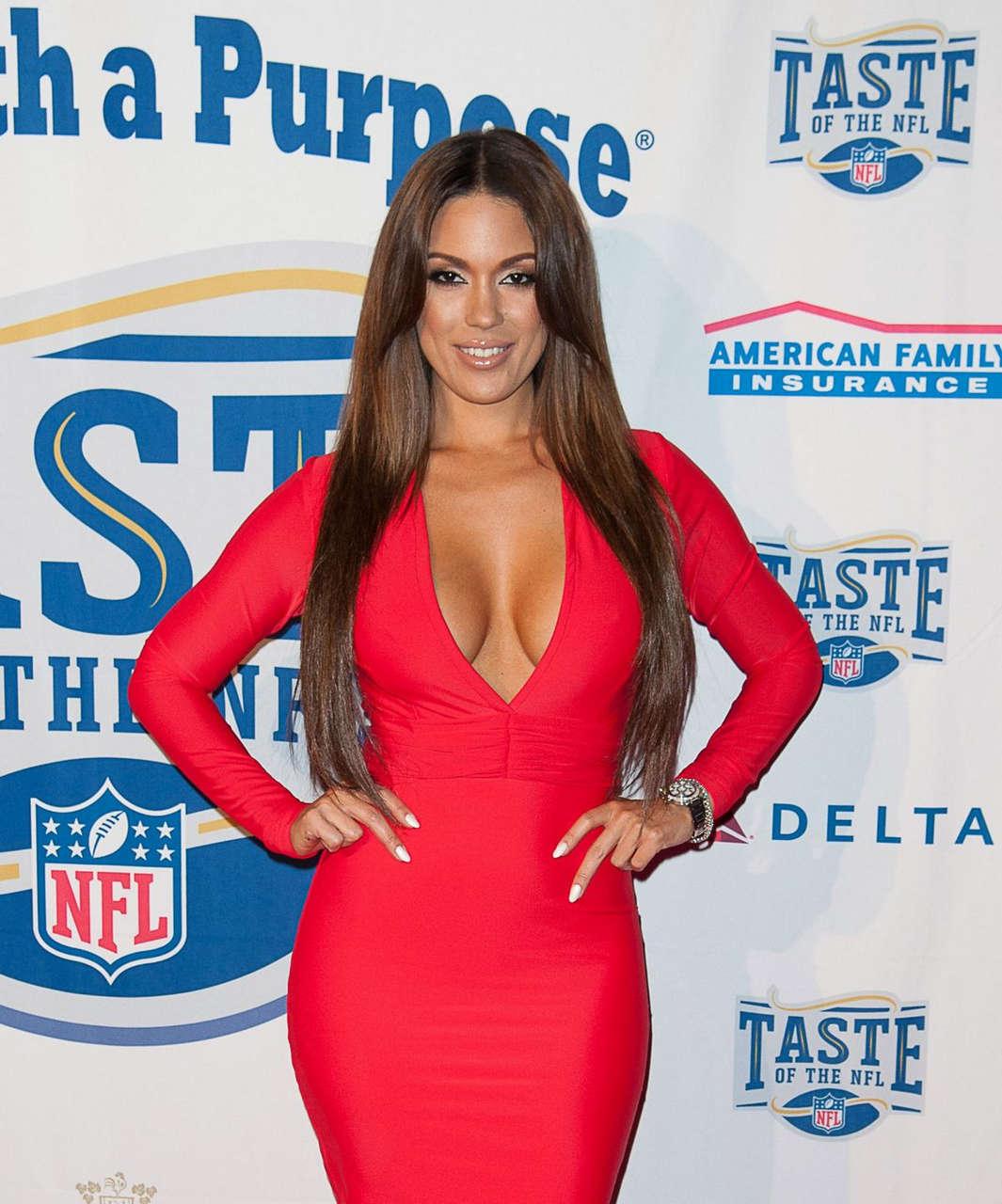 Carissa Rosario Super Bowl Party Purpose