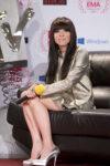Carly Rae Jepsen 2012 Mtv European Music Awards Photocall Frankfurt